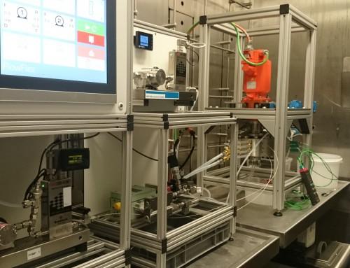 SpinPro R300 eliminates necessity of Hydrogen Sulphide in Multiphase reaction